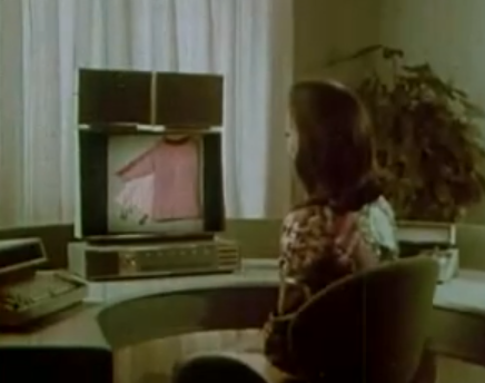EDITOR'S PICK: Internet Shopping Circa 1969