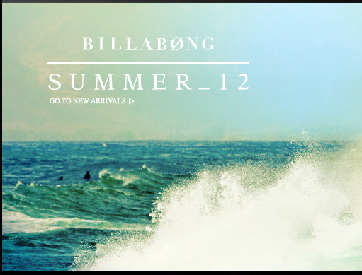 Billabong to be Revamped - Stores to Close, Online to Thrive