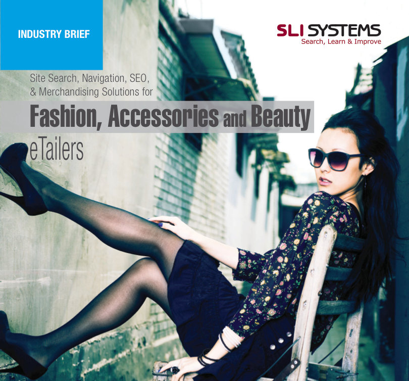 SLI Systems Reveals Online Fashion Innovation in Webinar and Industry Brief