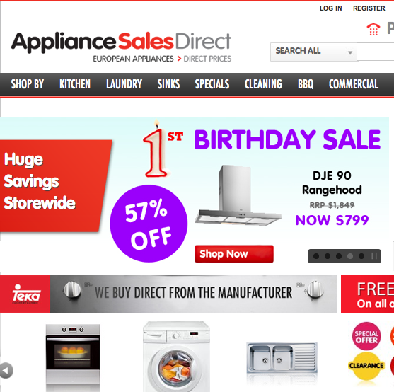 Appliance Sales Direct: One Year in Direct-to-Market Sales