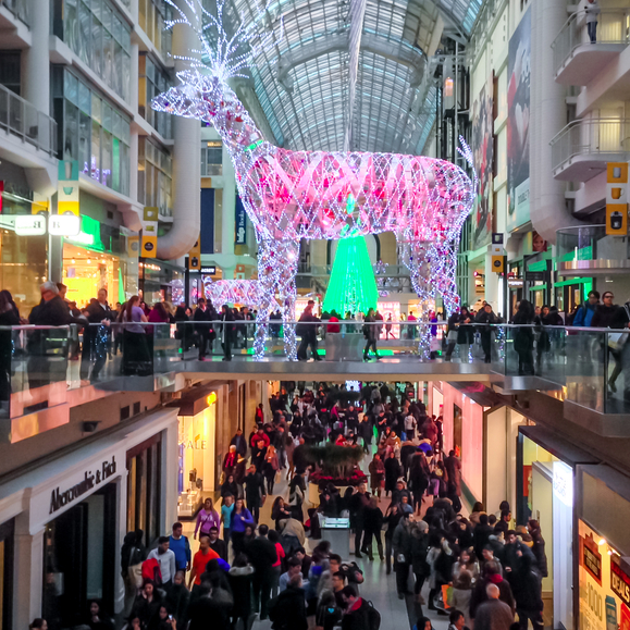 Retailers Warm Up For Black Friday Pre-Season