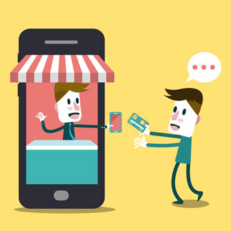 M-Commerce Growth Triples Total Online Retail