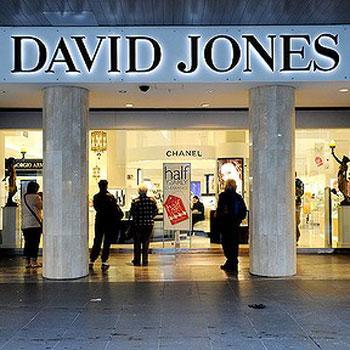 David Jones Chief To Quit