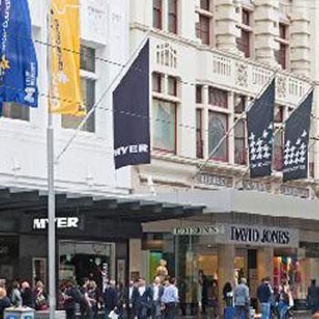 Australian Retail Figures Recover