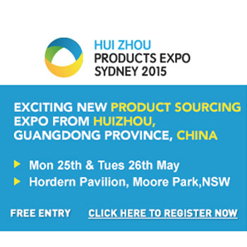 Major Chinese Trade Expo Comes to Sydney
