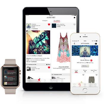 Net-A-Porter Launches Social Network