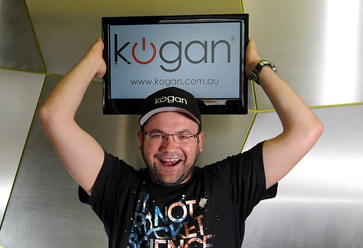 Kogan Share Price Drop