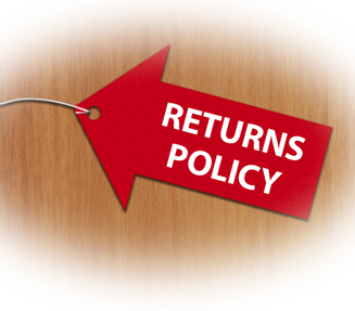 The Return of the Thing: Crafting the Perfect Returns Policy