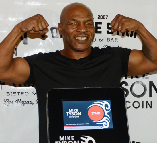 Mike Tyson Partners with Bitcoin Direct