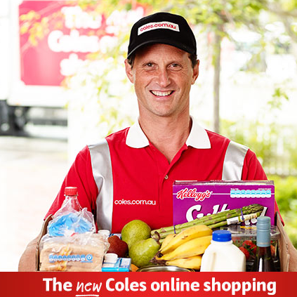 Coles Trials Online-Only Dark Store