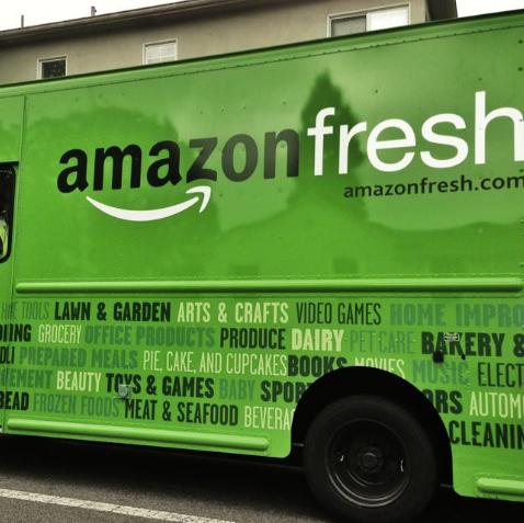 Amazon Eyes Aussie Grocery Market