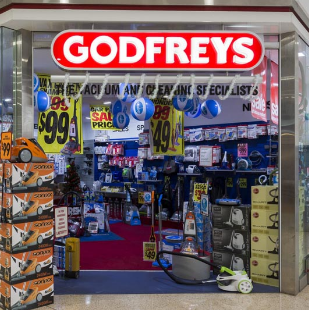 Godfreys CEO Resigns After Just Five Months