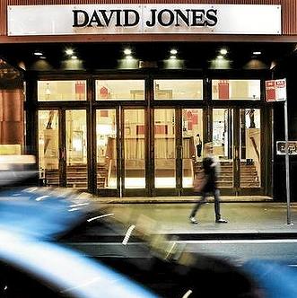 "David Jones Lands in Hot Water Over ""Tough Trading"""