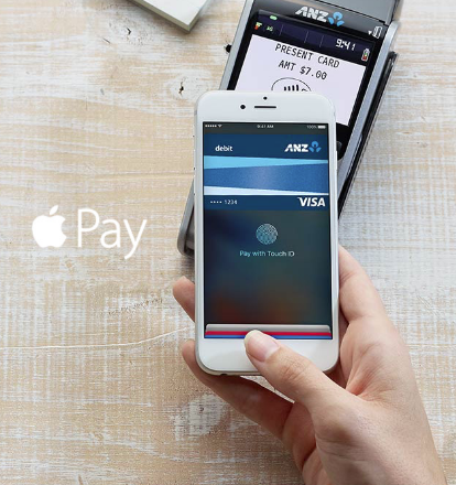 Apple Takes Another Shot at Aussie Banks