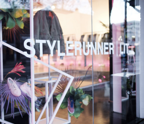Stylerunner Launches Concept Store