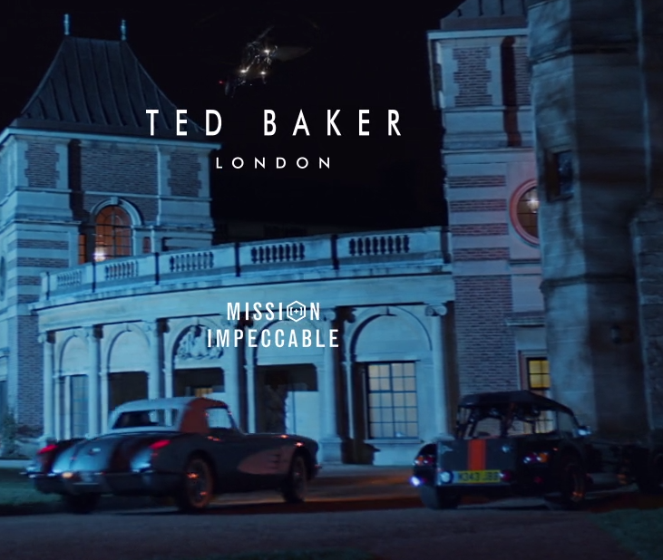 Ted Baker Partners with Guy Ritchie for Shoppable Short Film