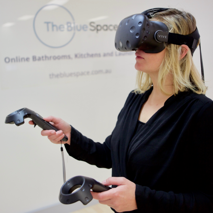 The Blue Space Launches into Virtual Reality