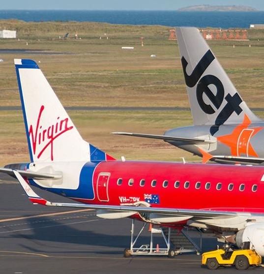 Virgin Australia and Jetstar Slapped for Drip Pricing