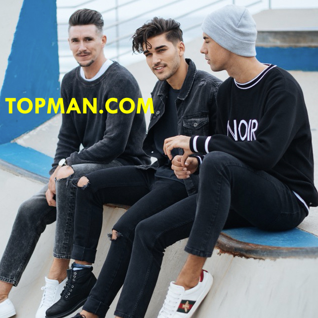 Topman Unveils Australian Online Store