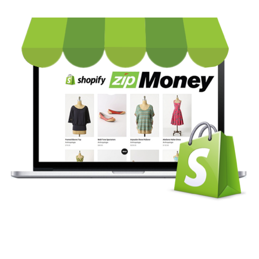 zipMoney and Shopify Partner Up
