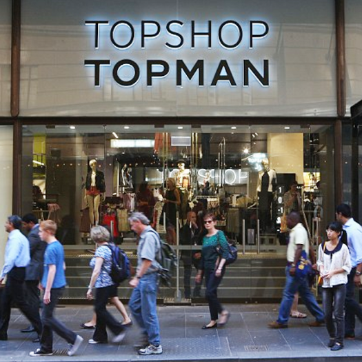 Topshop Goes Into Voluntary Administration