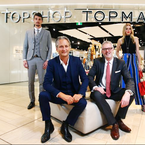 Myer's Whiplash From Topshop Trouble
