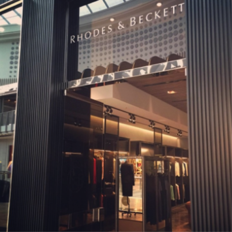 Rhodes & Beckett and Herringbone Rescued in Management Buyout.