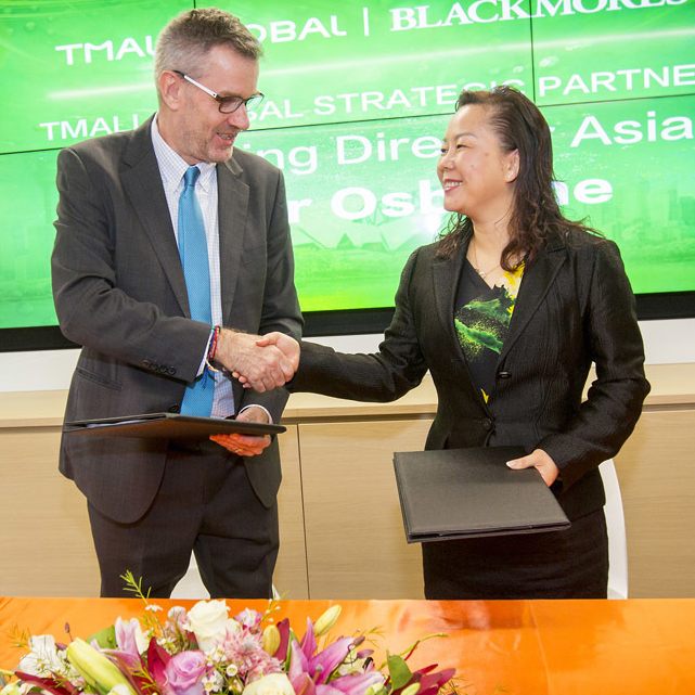 Tmall Signs MOU with Four Local Health Brands
