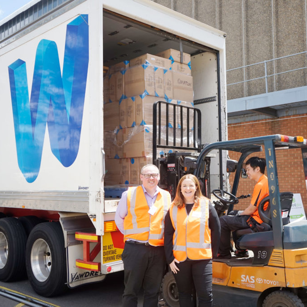 Big W Donates 400,000 Excess Stock Items for Xmas Charity