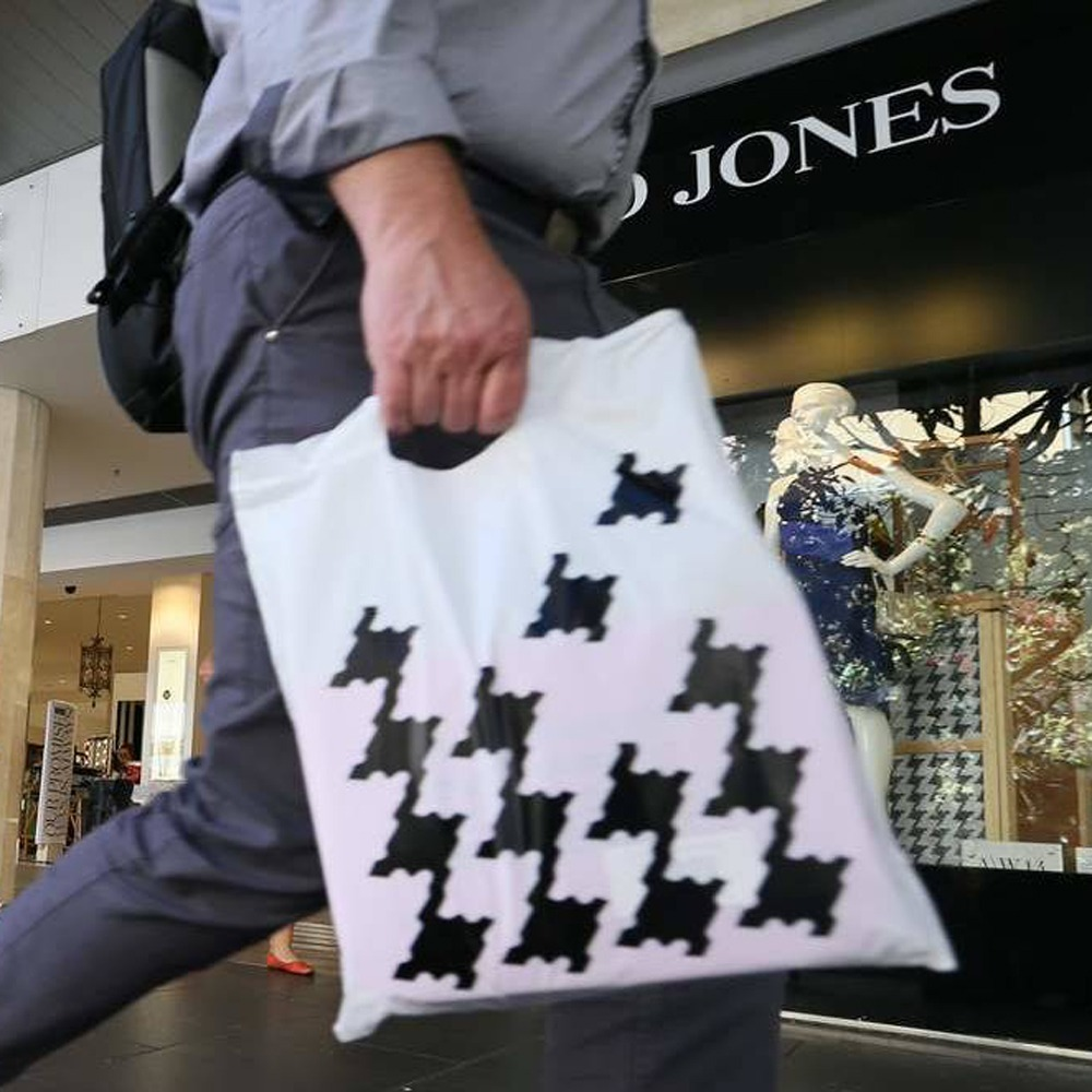 David Jones Reports Significant Profit Loss