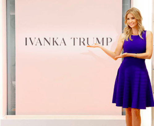 Direct Online Shopping for Ivanka Trump's Lifestyle Brand