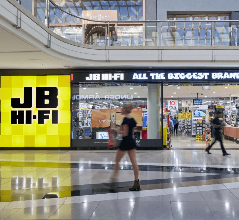 JB Hi-Fi Trims its Profit Forecast for FY18