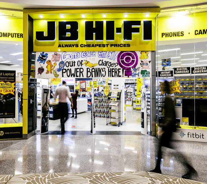 JB Hi-Fi in Strife With the ASX Over Earnings Downgrade