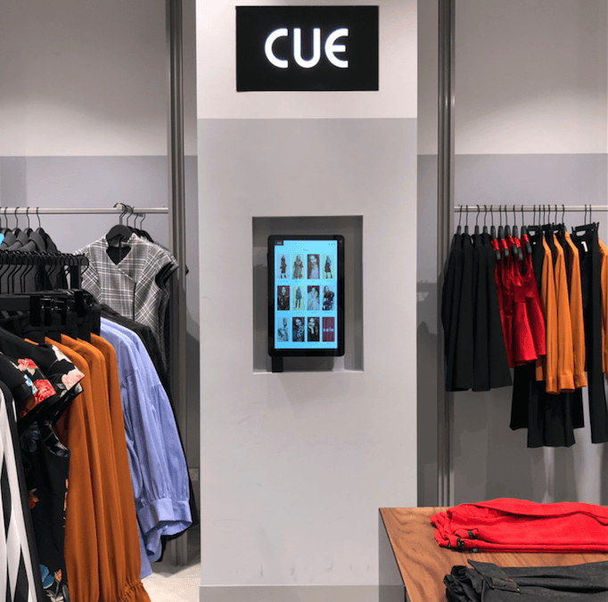 Cue Adapts to In-Store Order Fulfilment for Online Orders