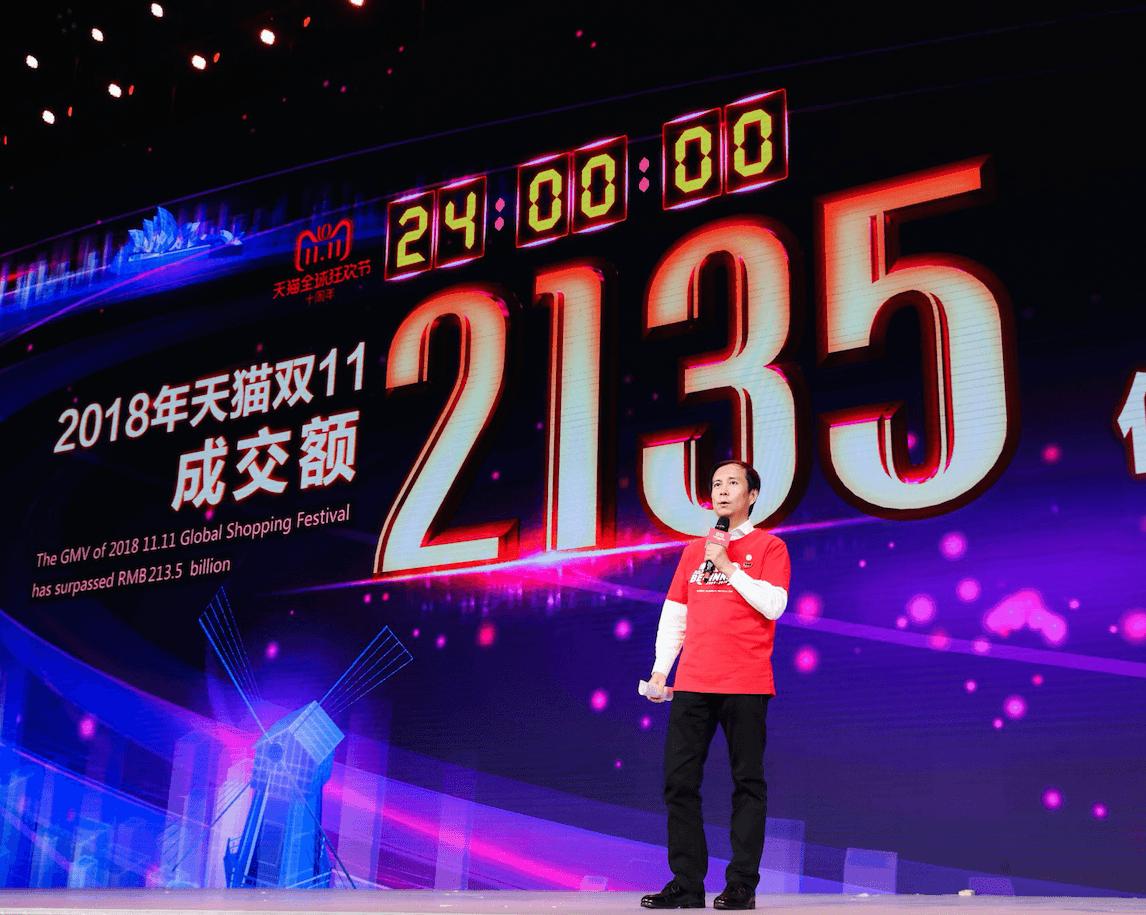 Alibaba Generates US$30.8 Billion in One Day