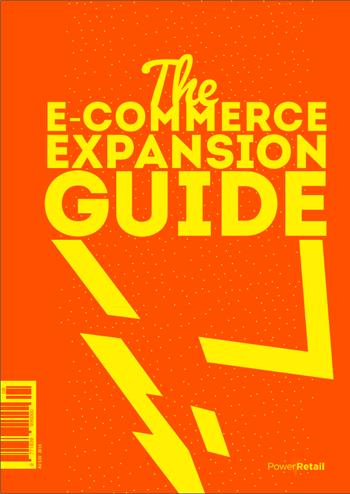 E-Commerce Expansion Guide e-book