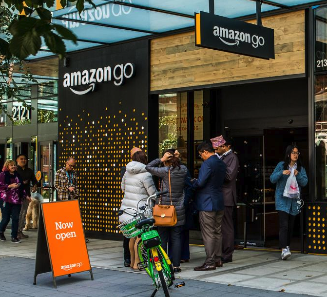 The US Moves to Ban Cashless Stores, With Amazon Go Set to Suffer