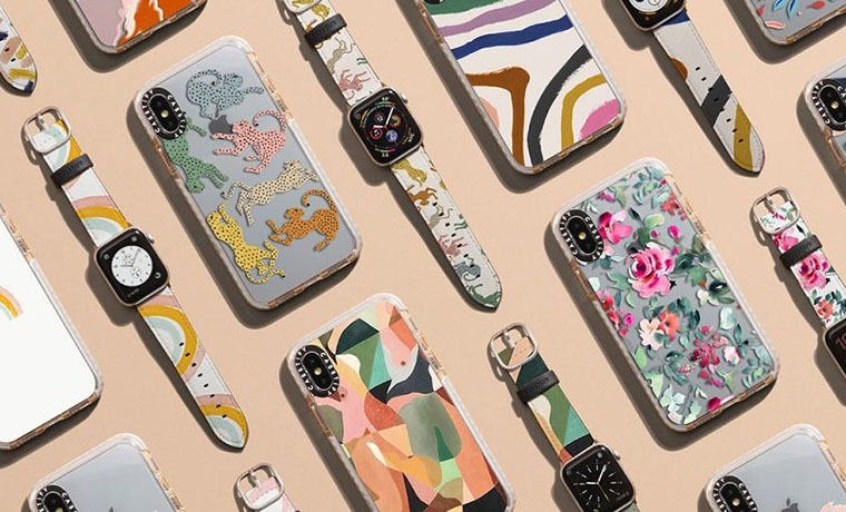 Individual Expression on a Mass Scale: CASETiFY