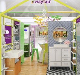 Wayfair Set to Open First Physical Store