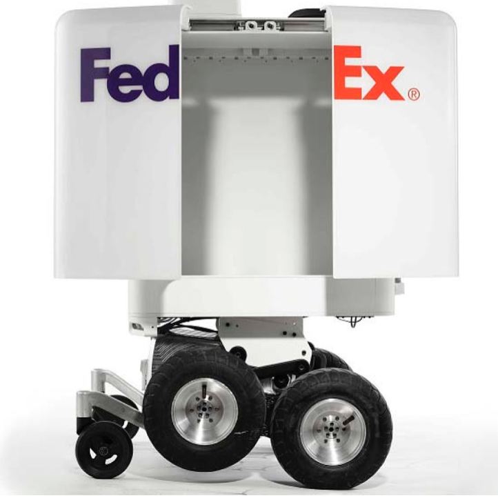 FedEx Introducing Bots for Same-Day Delivery
