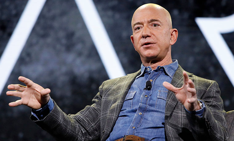 How Jeff Bezos Made $23.2 Billion in One Day