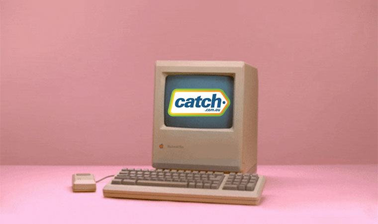 E-Commerce Time Machine: Catch (of the Day)