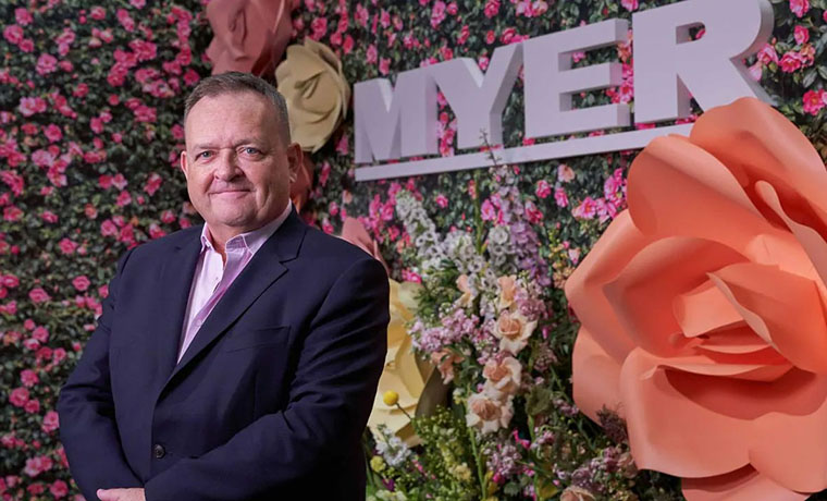 Myer Inks Partnership with Australia Post as Online Sales Soar