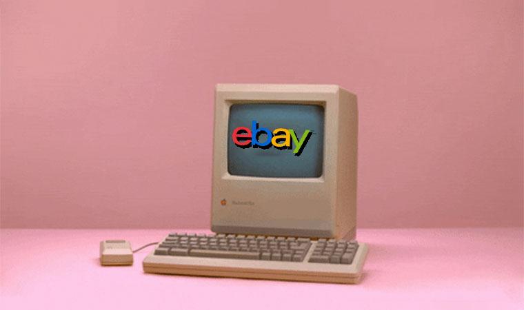 E-Commerce Time Machine: eBay Australia