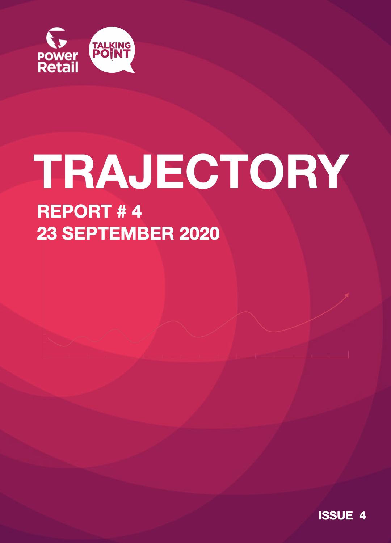 TRAJECTORY REPORT #4