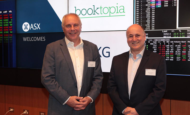 Behind the Book | Five Minutes with Booktopia