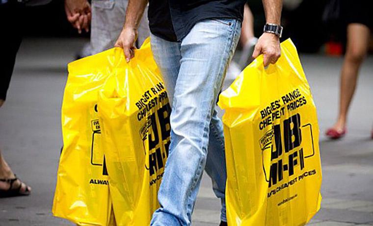 JB Hi-Fi's E-Commerce Drives 'Record Sales' in HY21