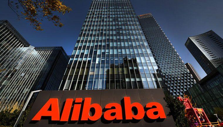 Despite $3.7b Fine, Alibaba's Shares are Jumping