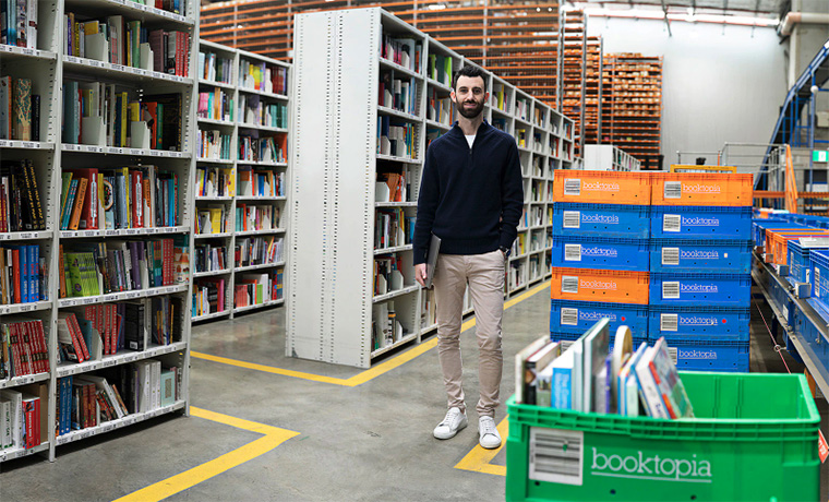 A Look Inside Booktopia's AI-Driven Personalisation Strategy