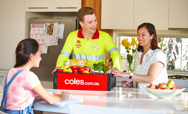 Coles Bets on Digital Grocery Growth with flypay Launch